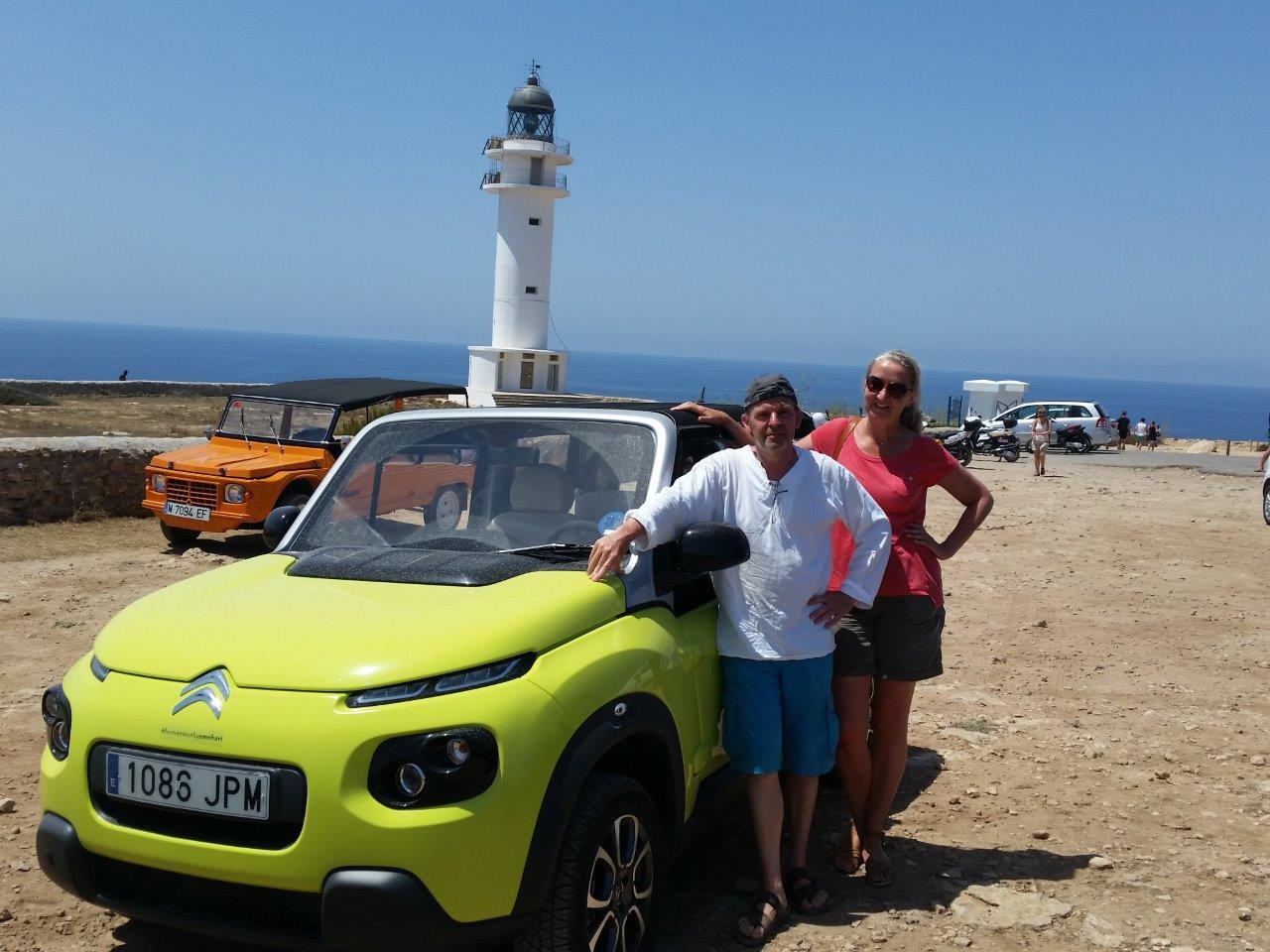 eco tourism Formentera