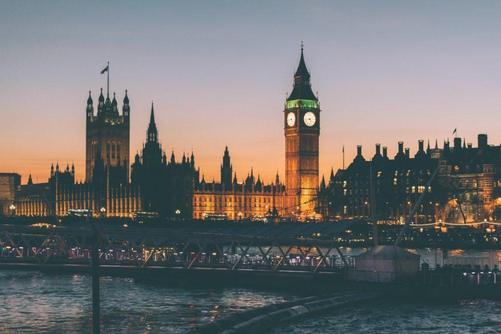 City trip London