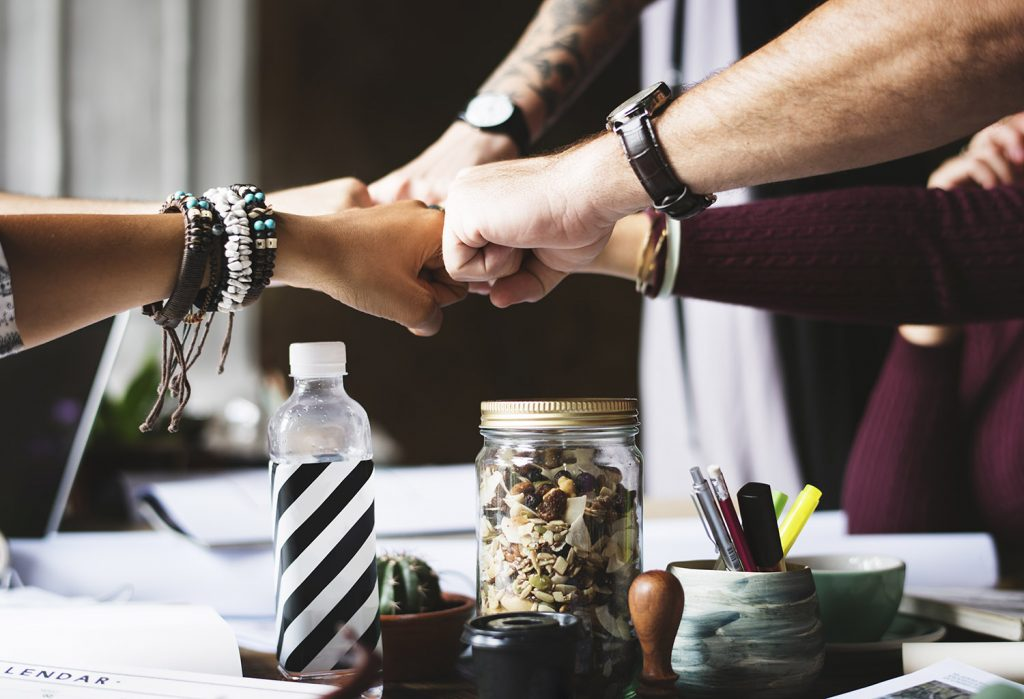 Samenwerking in reisindustrie