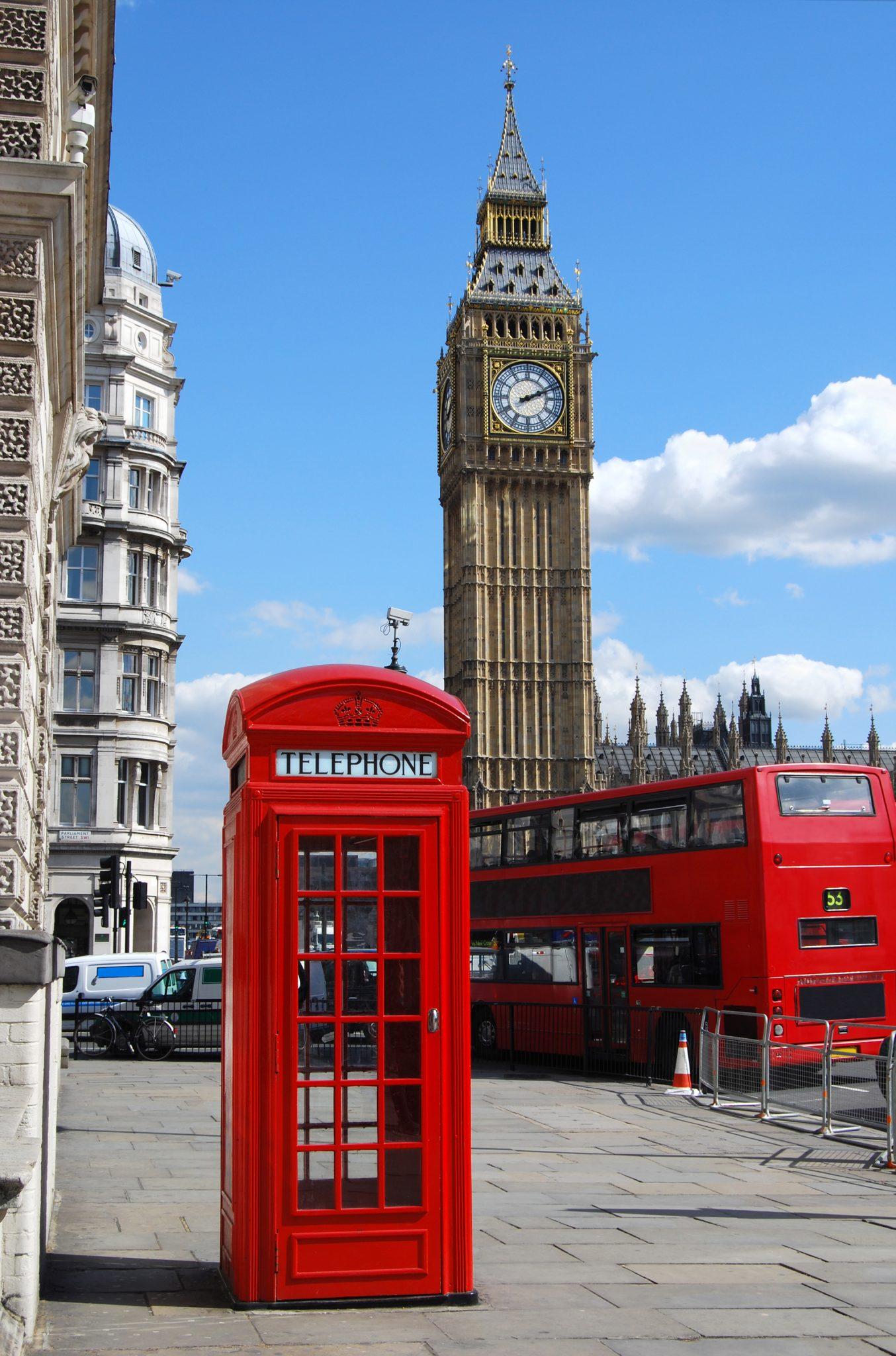 Londen, een populaire stedentripbestemming