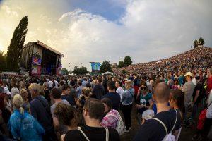 Muziekfestival Das Fest Karlsruhe 2019