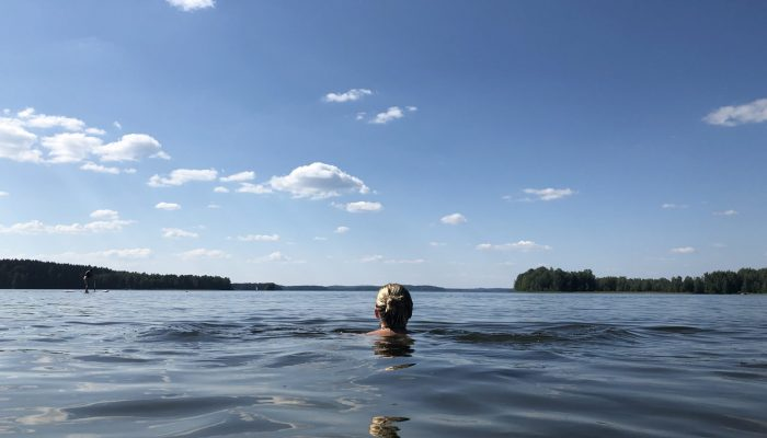 Finland_Lakeland_Hauho_swimming_5