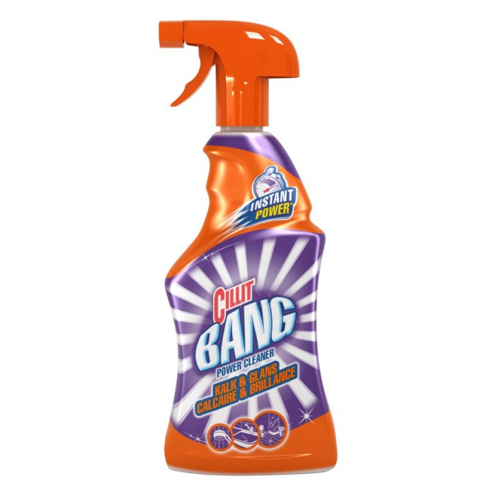Cillit Bang - a liquid for cleing stained surfaces
