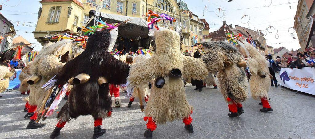 Carnaval in Slovenië