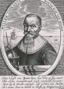 Willem Ijsbrandszoon Bontekoe (1597 – 1657)