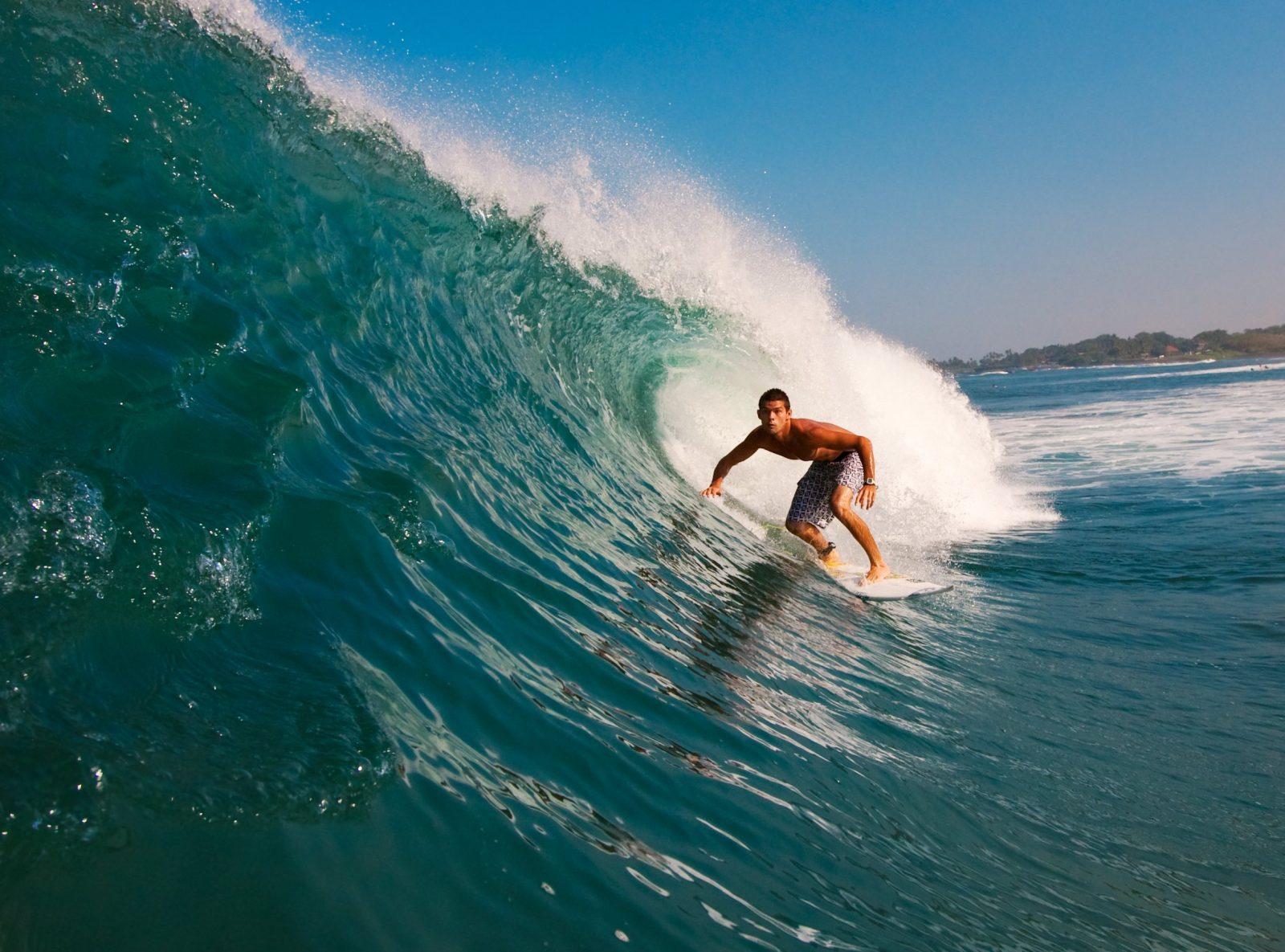 Centraal-Amerika:: perfecte surfbestemming