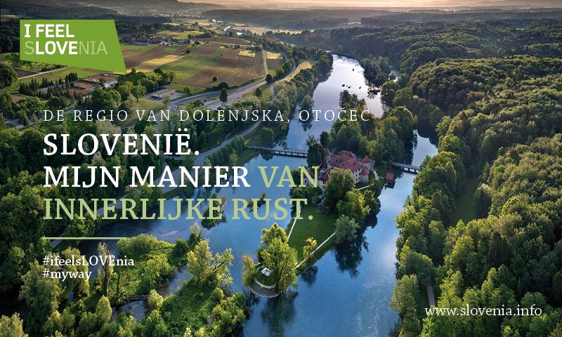 Afbeelding reclamecampagne Sloveens verkeersbureau