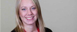 Liisa Kokkarinen - manager Sustainable development at Visit Finland - Business Finland