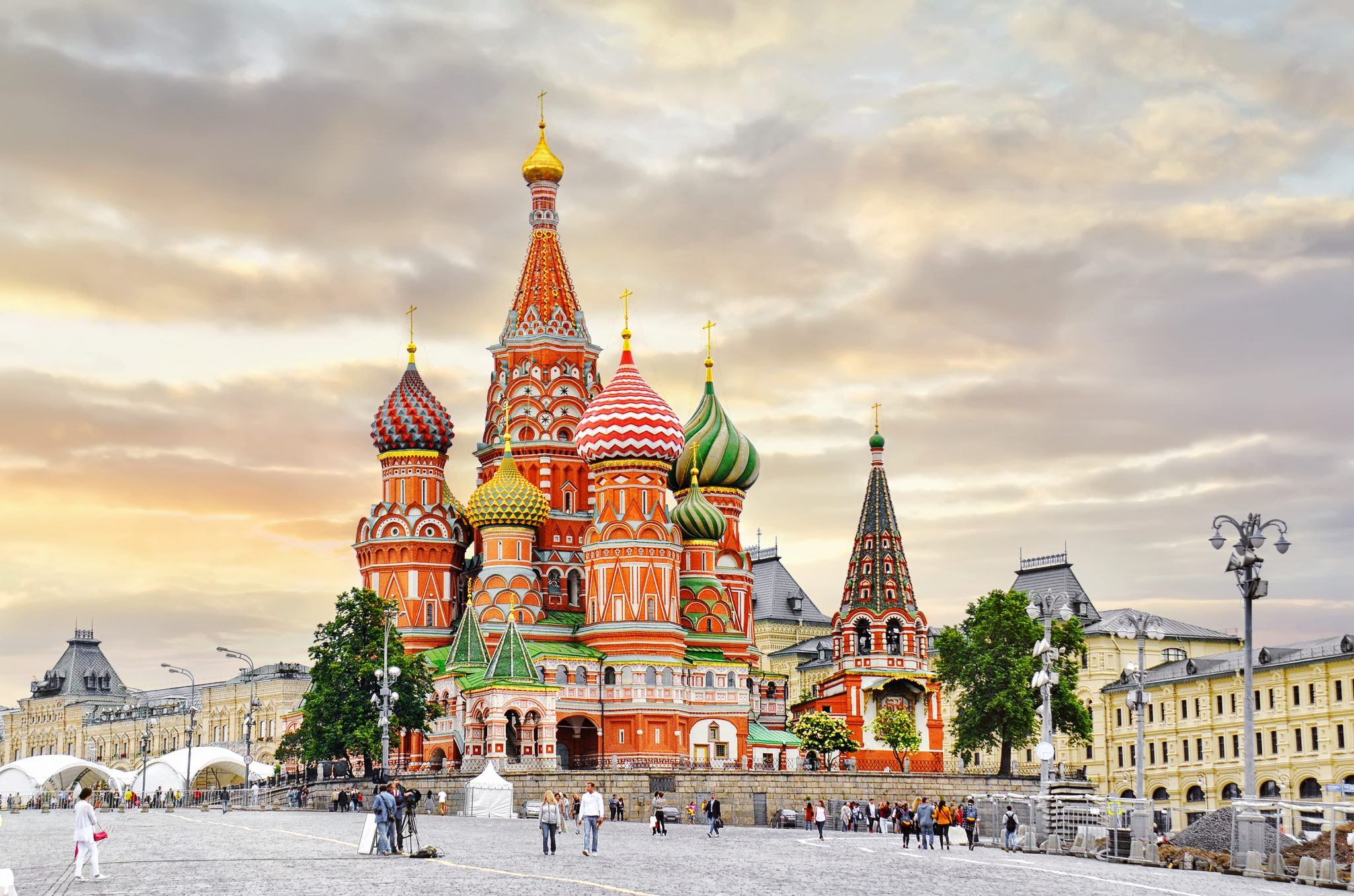 Moskou Virtuele Roadshow