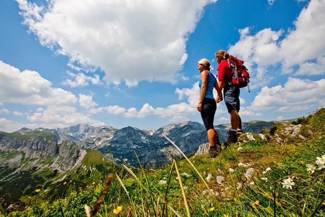 Wandelen in Hochsteiermark - Oostenrijk