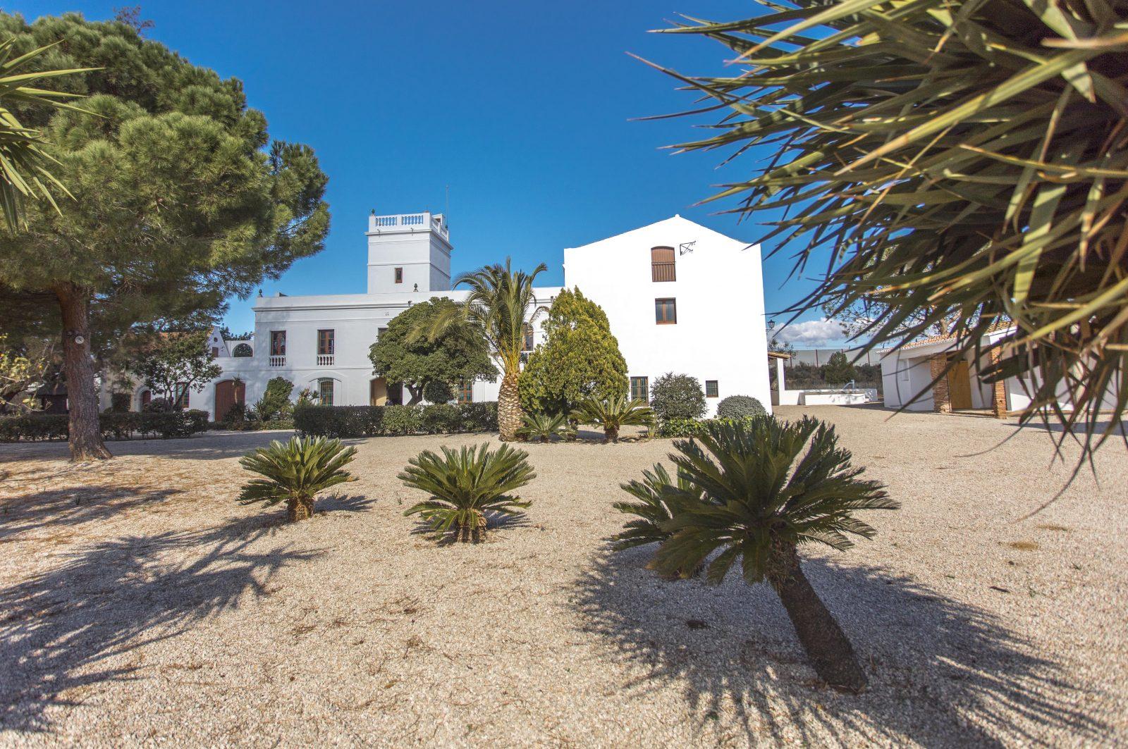 Het landgoed waar Joan Miró langere periode vertoefde in Mont-roig del Camp